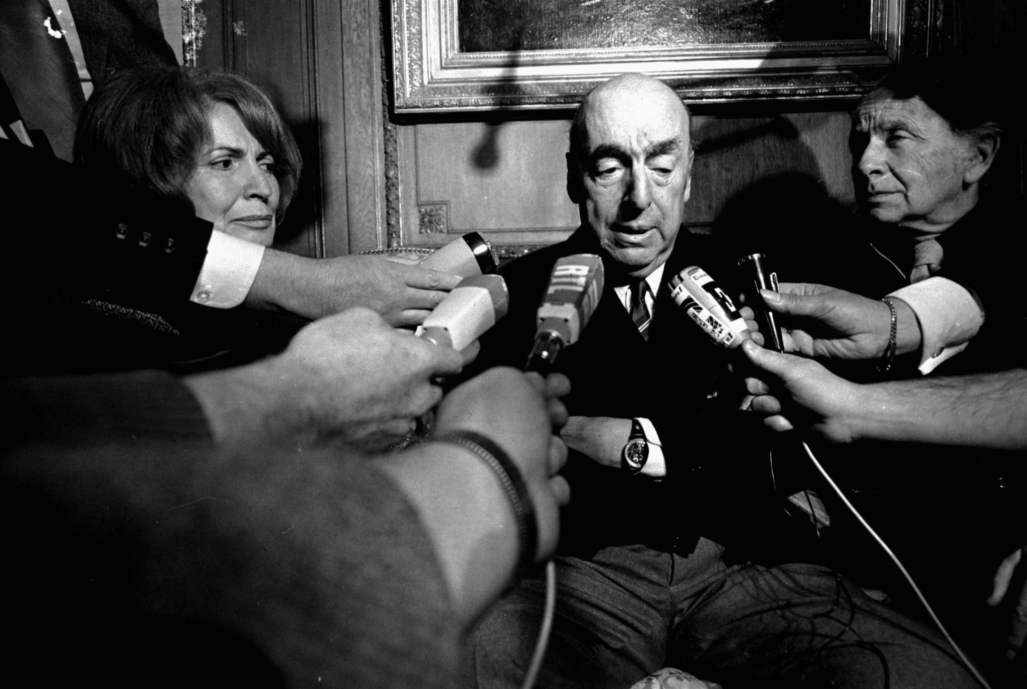 Pablo Neruda death