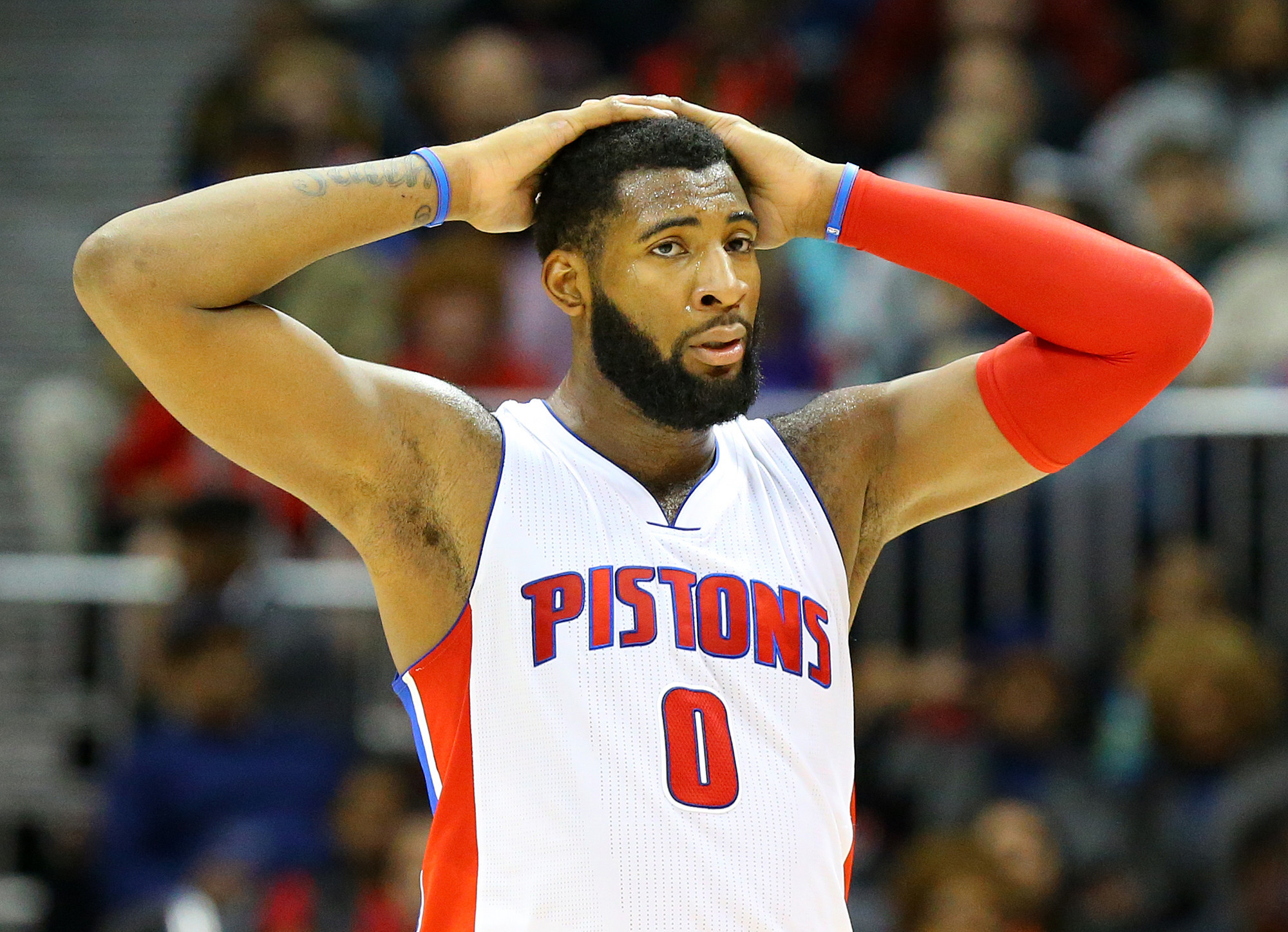 Image result for andre drummond