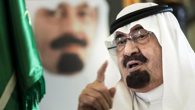 Abdullah ibn Abdulaziz al Saud