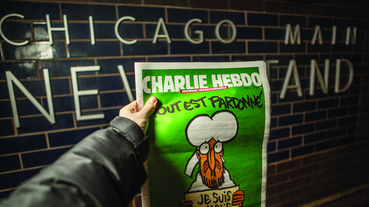 Charlie Hebdo goes on sale in Chicago area; sells out – Redeye Chicago