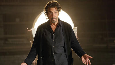Film Review: A public meltdown launches 'The Humbling'