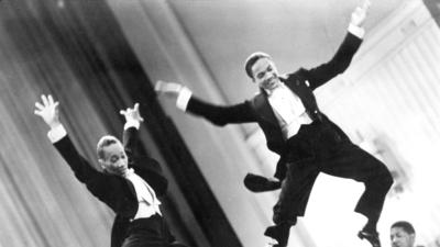 Production taps into dancers' old-movie legacy