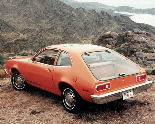 Built to a $2,000 base price, the subcompact Pinto lacks protection for its rear-mounted fuel tank. It earns a reputation as a fire-prone death trap and Ford pays out millions in judgments.