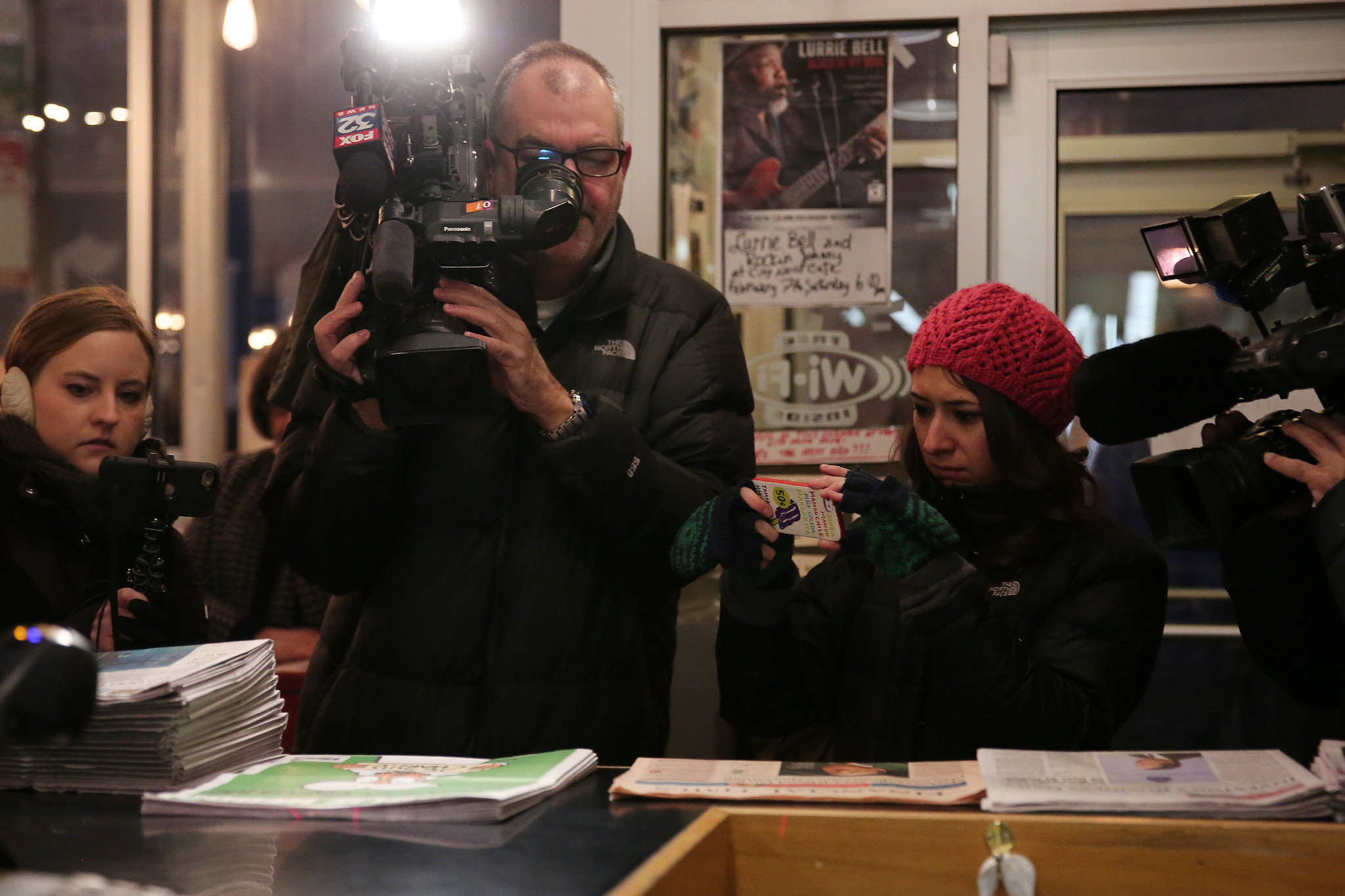 Charlie Hebdo available in Chicago on Friday
