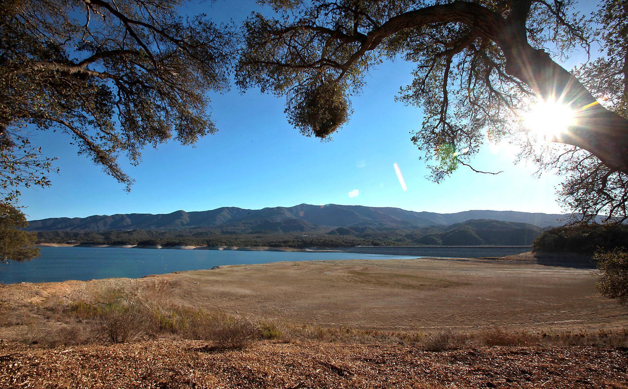 State awards $2 million to Cachuma Lake pumping project