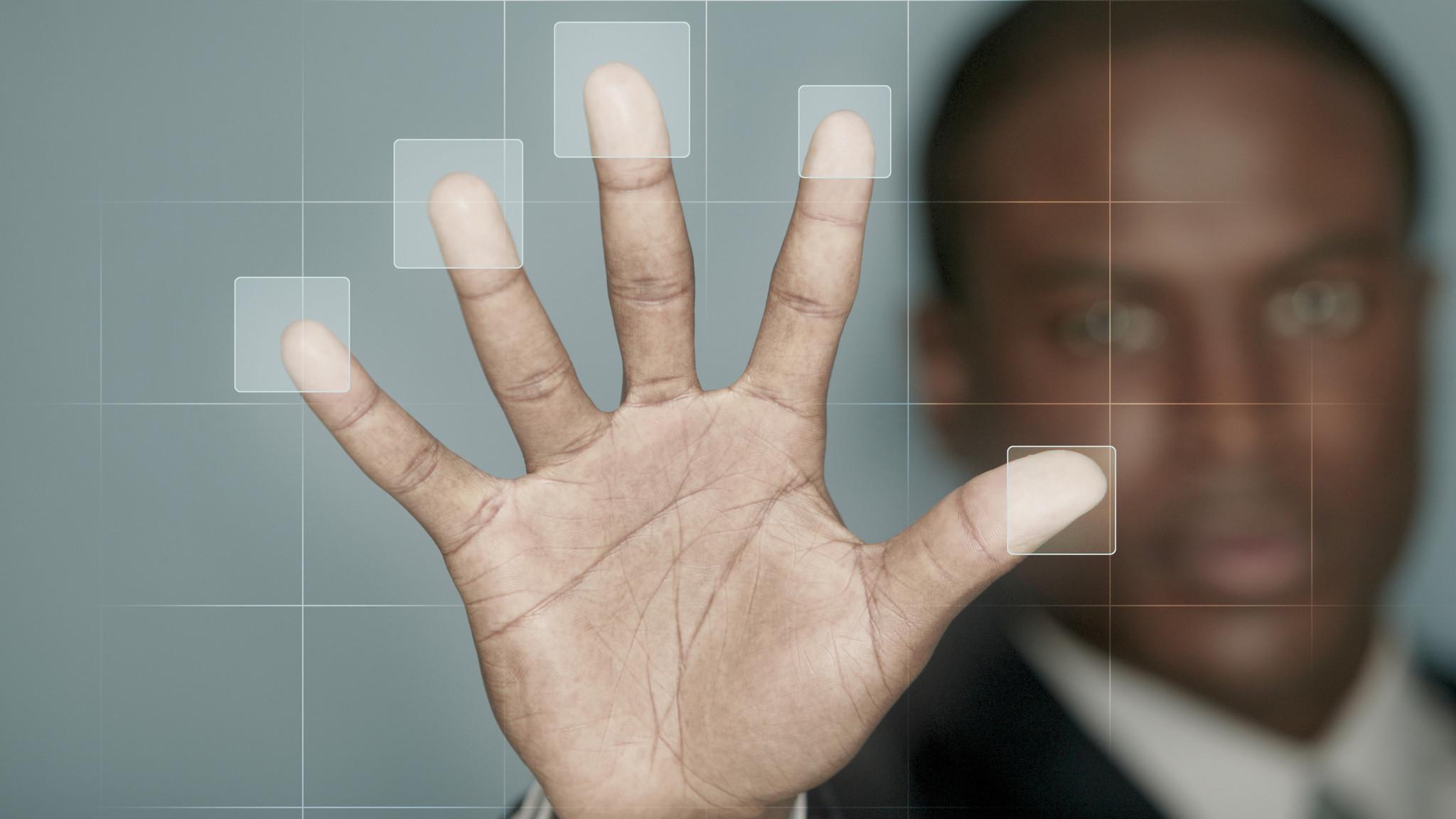 Visa Expert Sees Big Year For Biometric Passwords