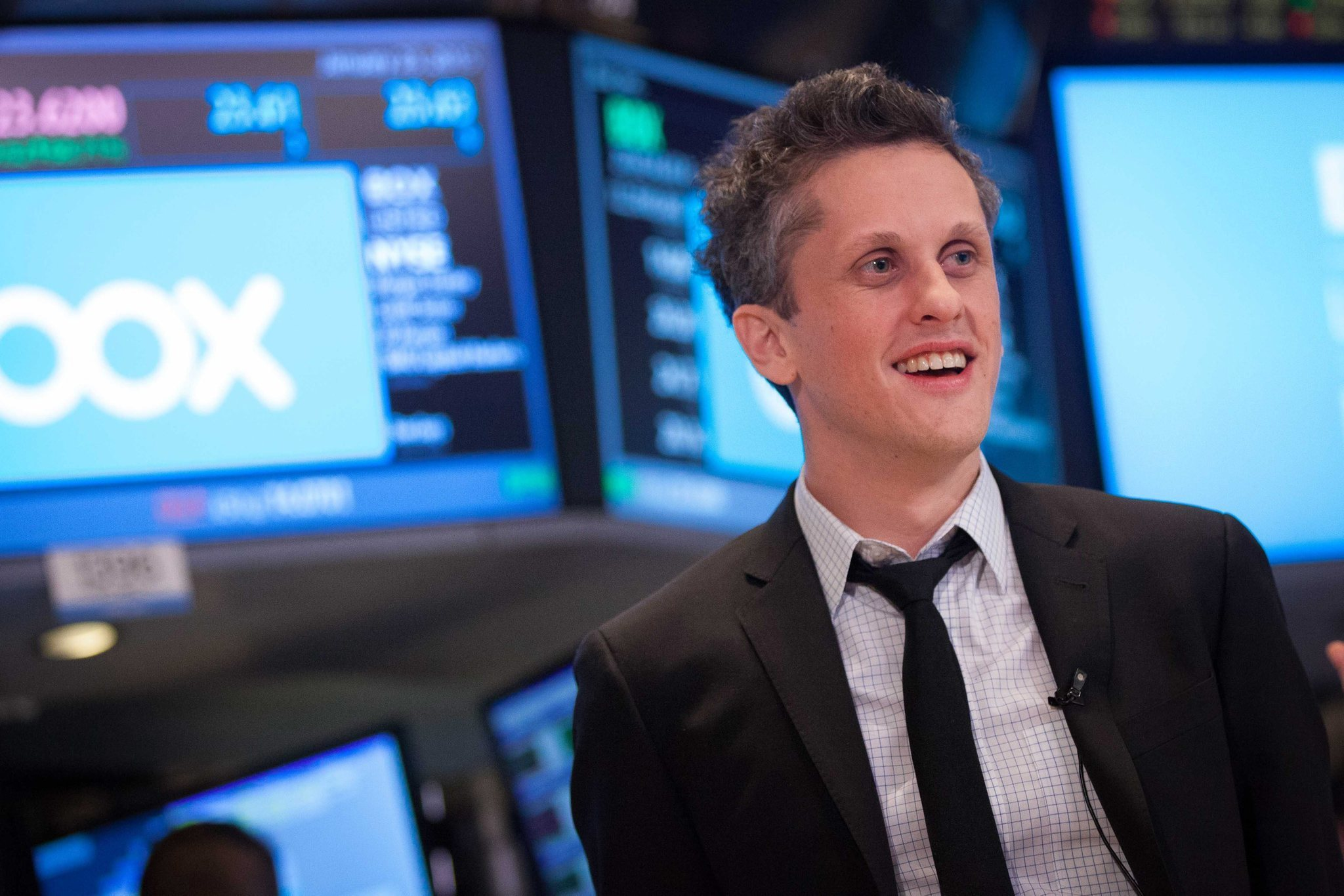 As Box shares soar in IPO, CEO Aaron Levie explains why he left L.A.