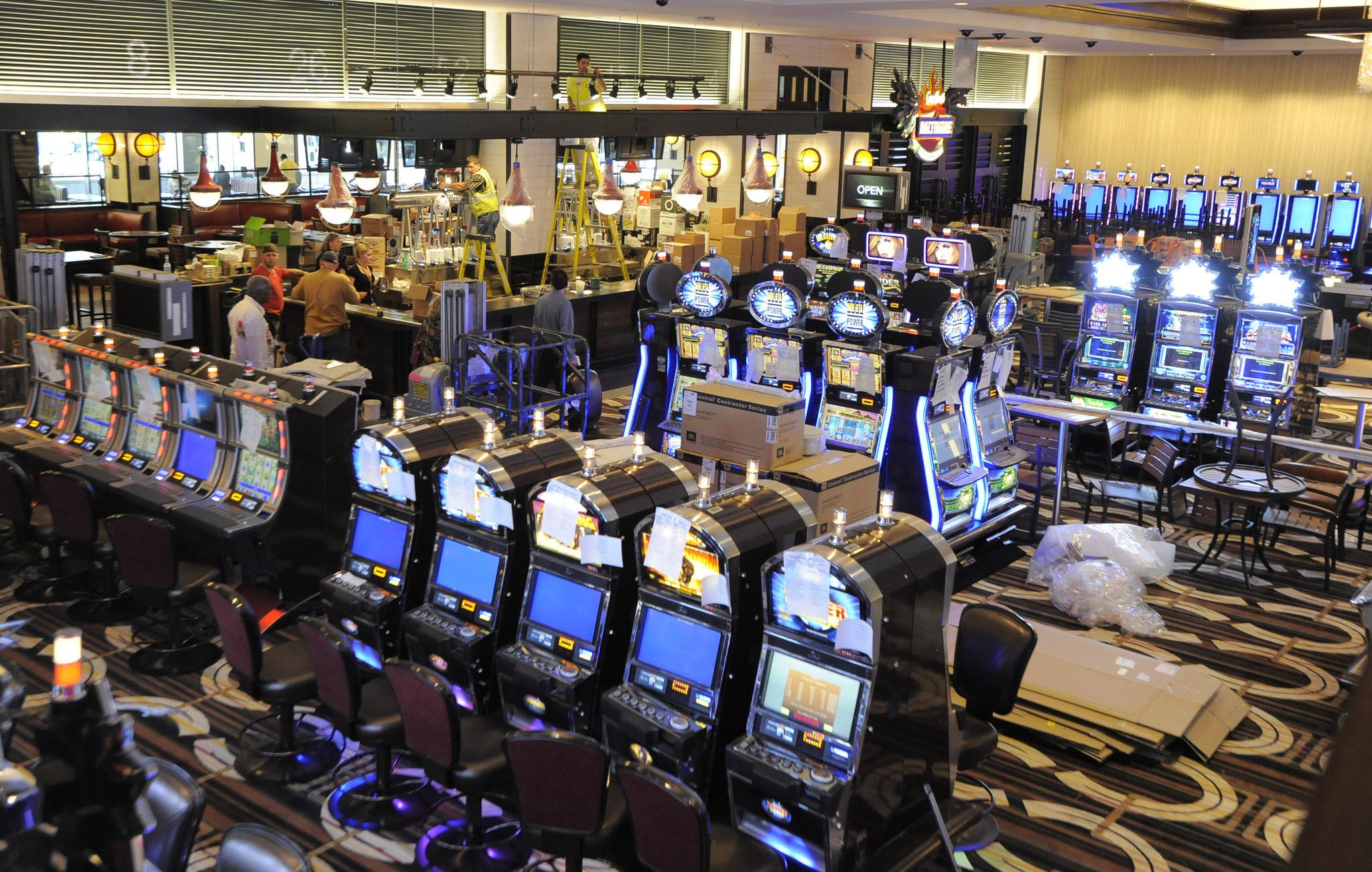 Horseshoe casino maryland job fair