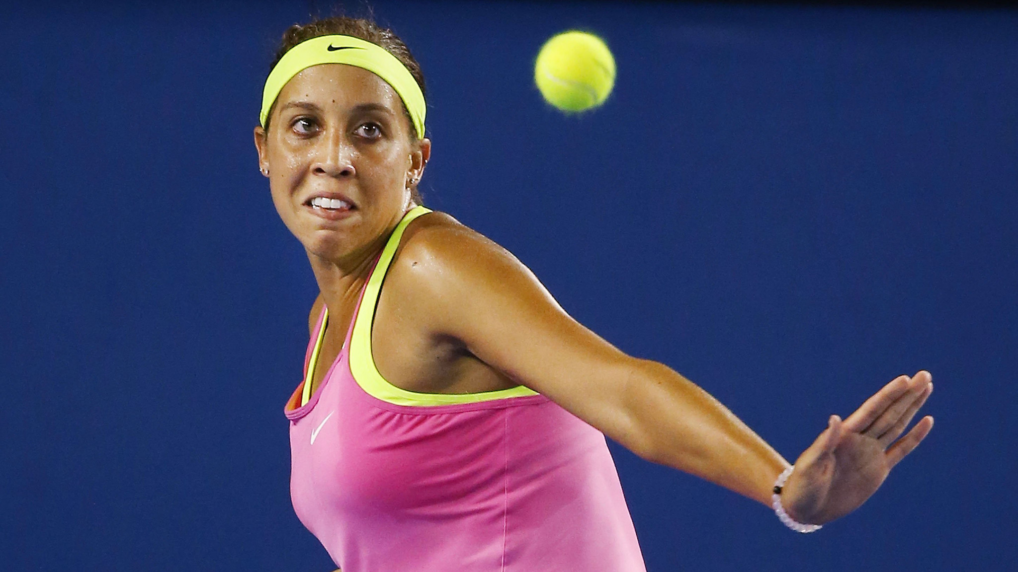 American Madison Keys upsets No. 4 Petra Kvitova at Australian Open - LA Times