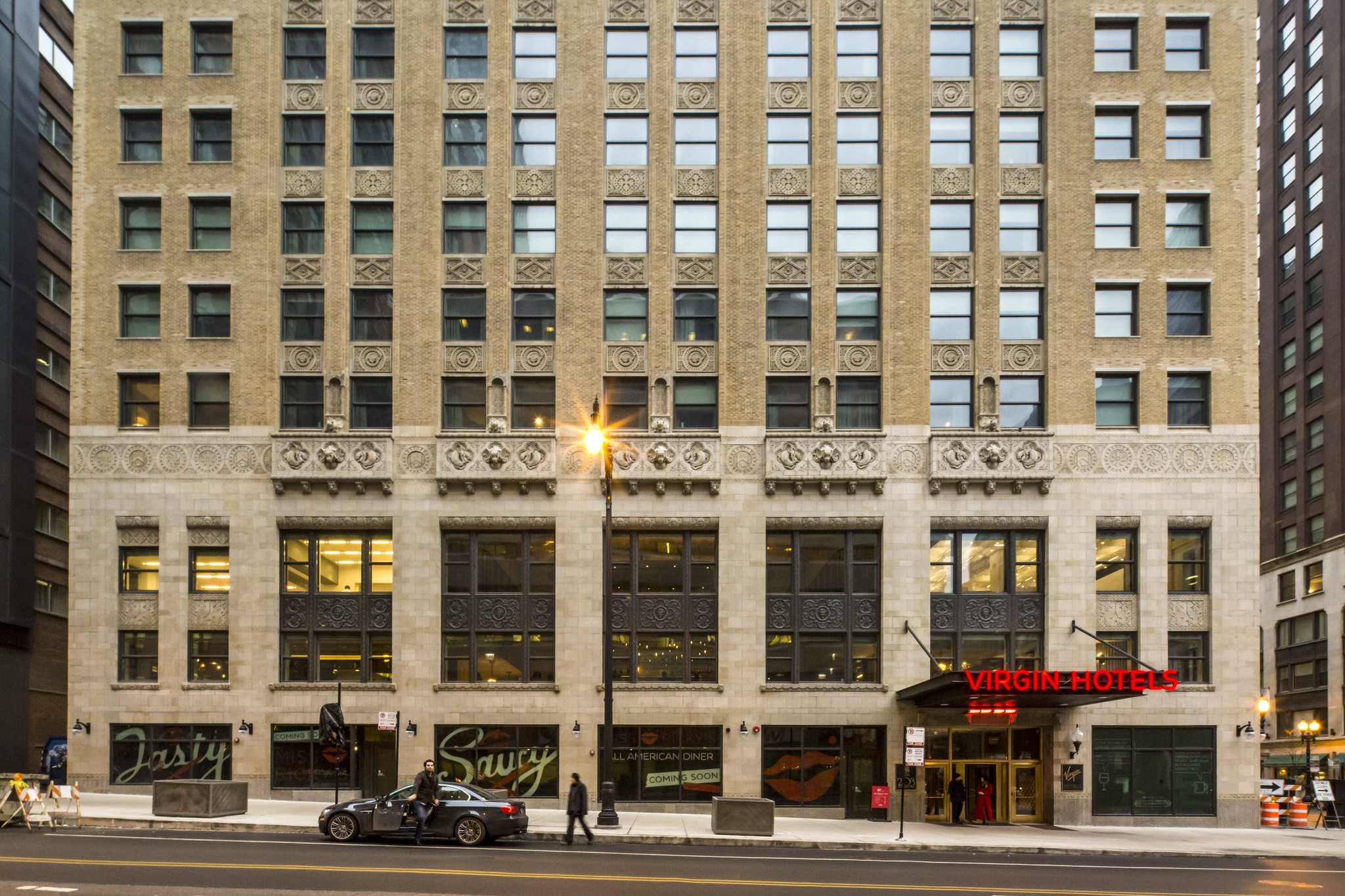 Virgin Hotels Opens Its First Hotel In Chicago S Loop Tribune