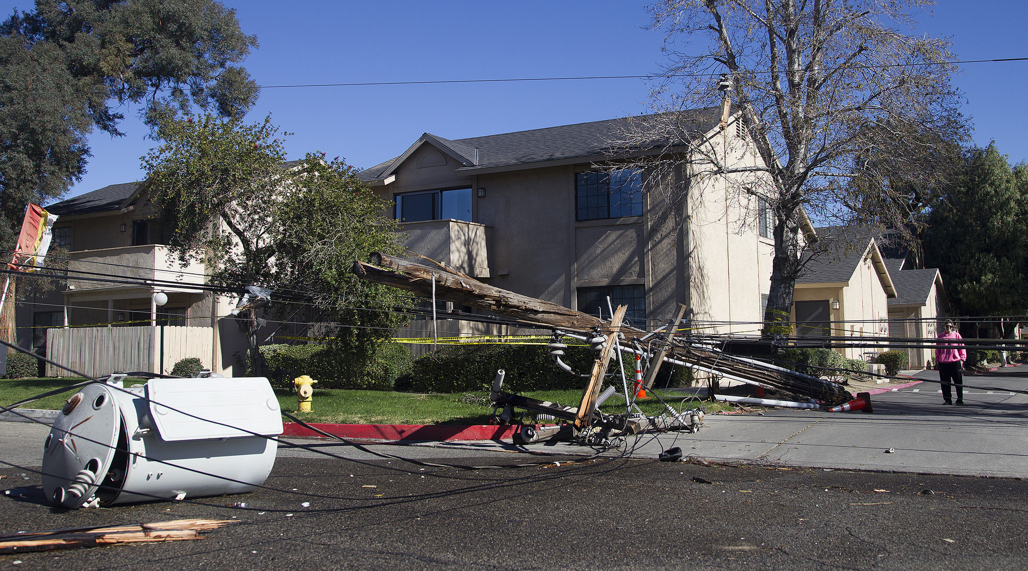 Strong winds knock out power to more than 54,000 DWP ...