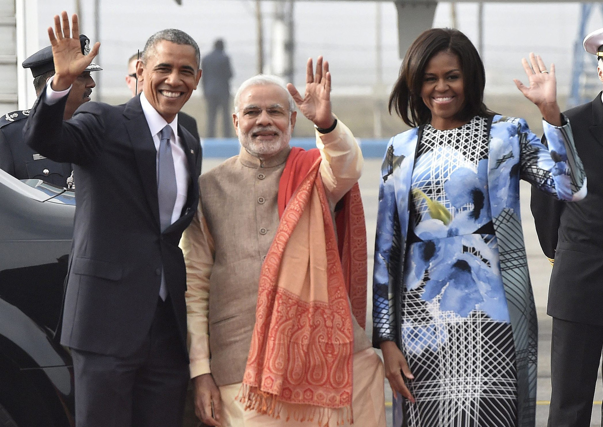 Obama's India trip yields 'breakthrough' on nuclear power