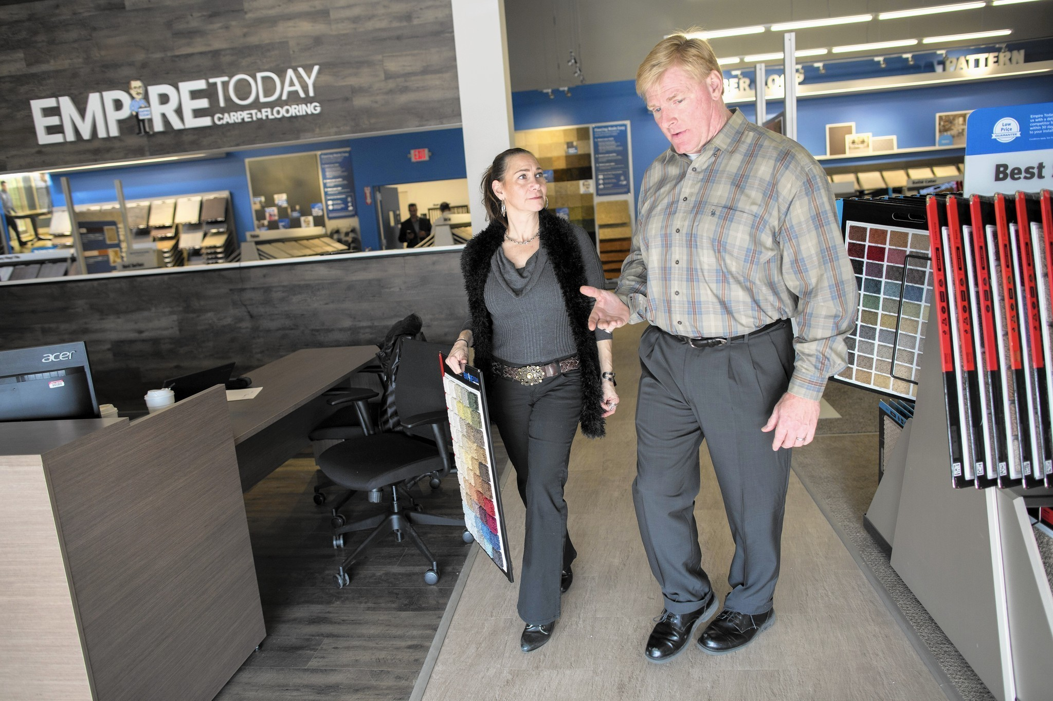 flooring retailer empire today to open first retail stores chicago tribune