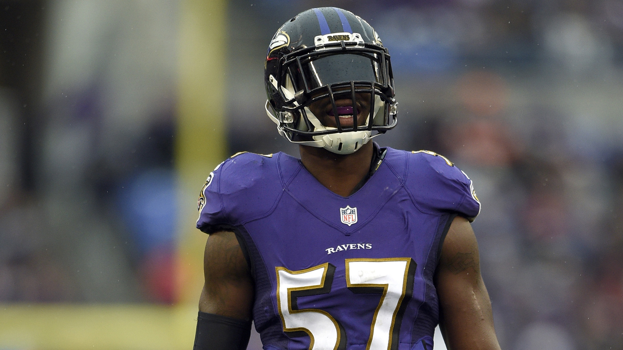 Ravens C J Mosley concludes successful rookie year in Pro Bowl