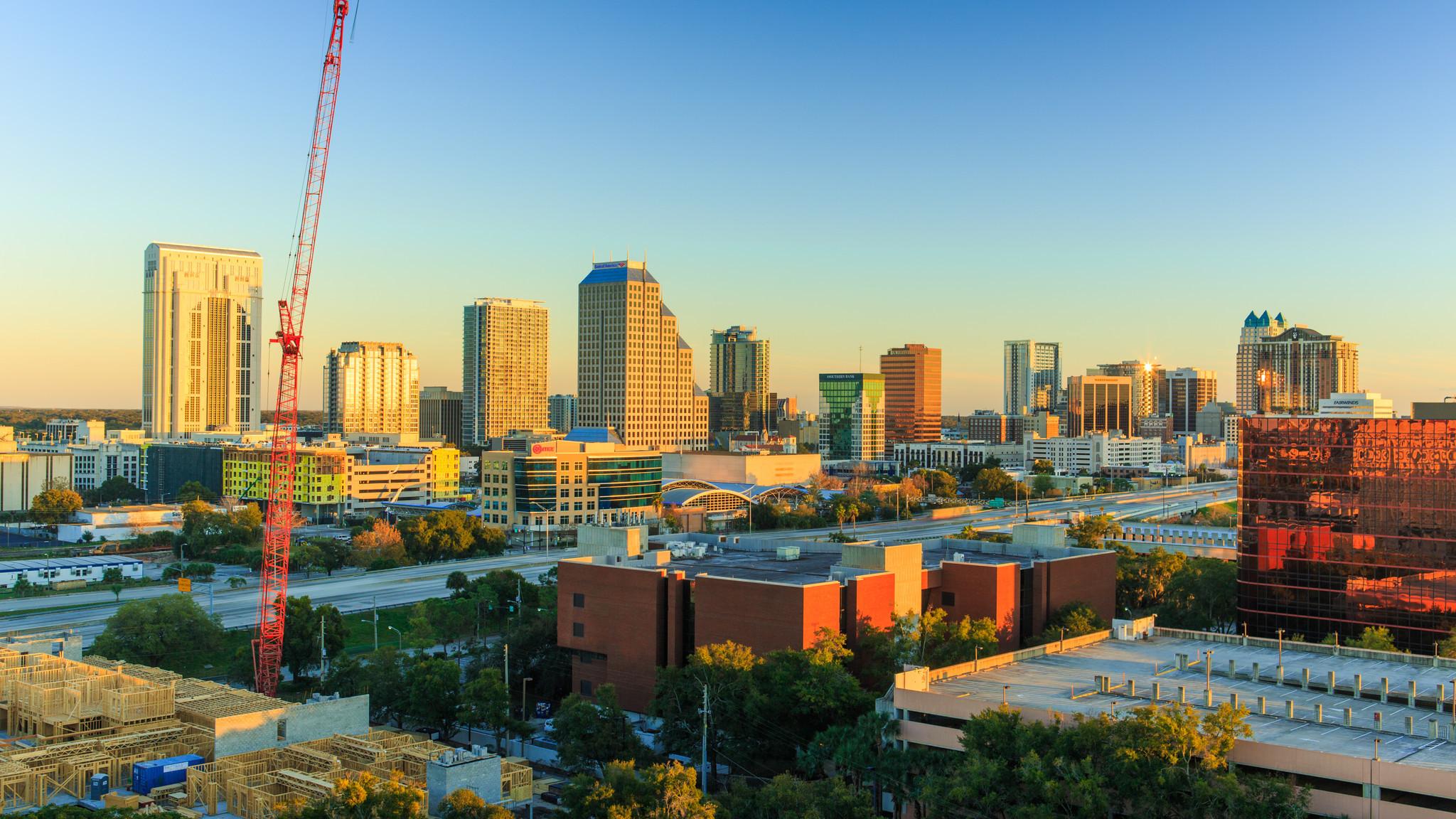 Miami Skyline 2020