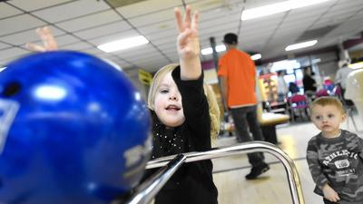 A strike, or spare, against child abuse