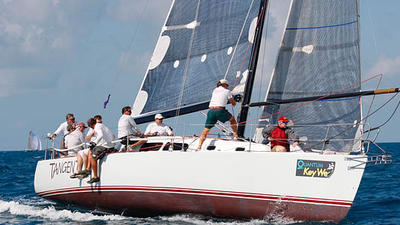 Annapolis skipper captures class in Key West for third time