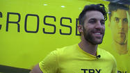 Lacrosse star Paul Rabil on trade to NY Lizards