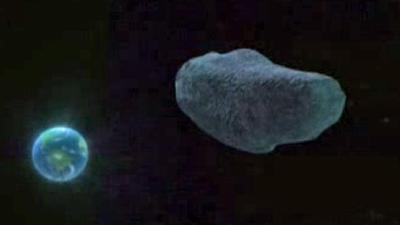 Asteroid to make near-Earth pass Monday night