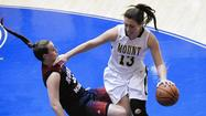 Women's Basketball: Colonials cool off Mountaineers