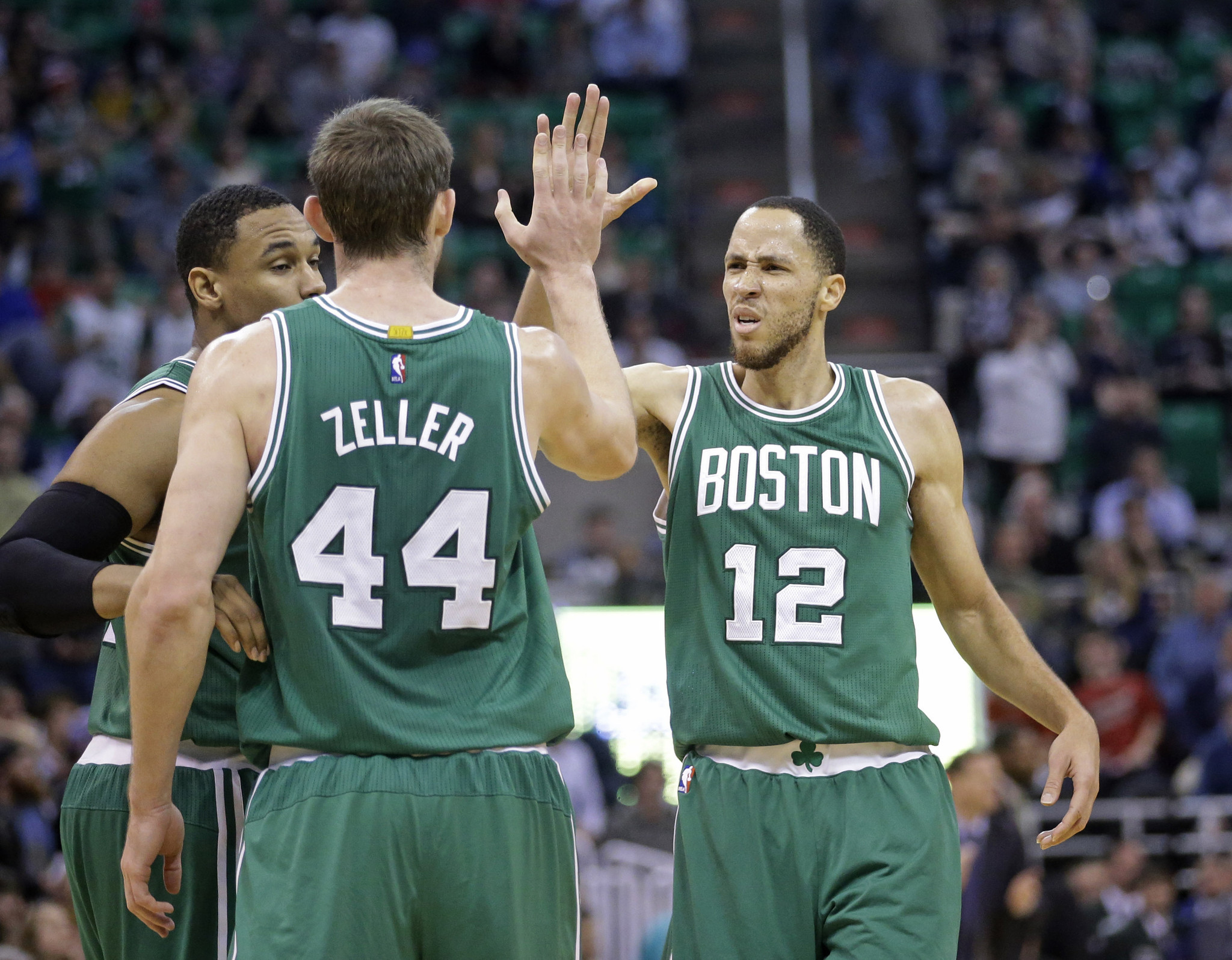 Tayshaun Prince Leads Celtics Past Jazz Hartford Courant