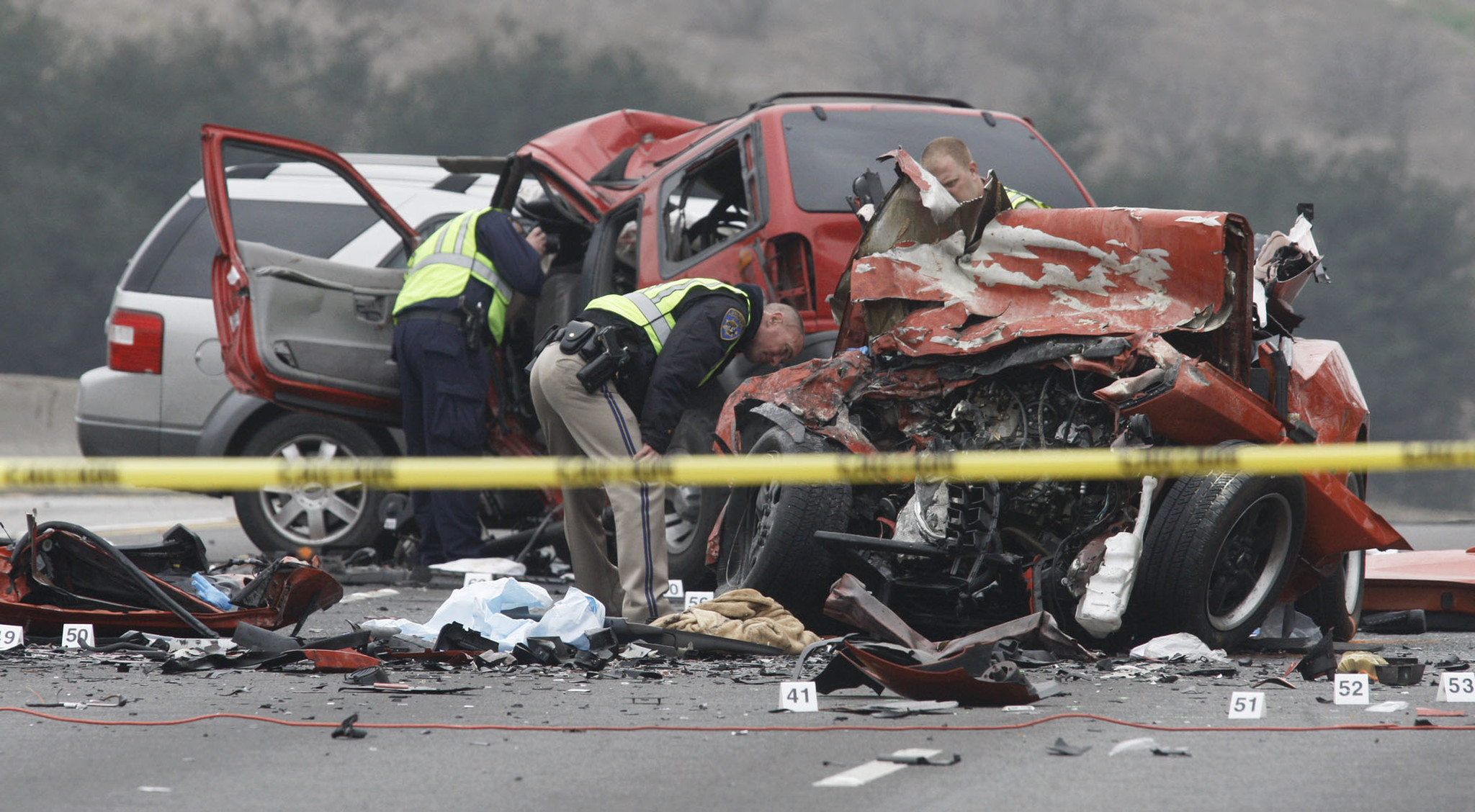 California Car Accident Statistics