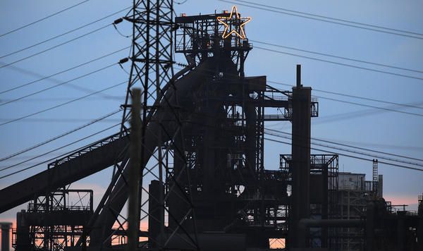 Blast Furnace Demolition : Sparrows point furnace implosion planned for wednesday
