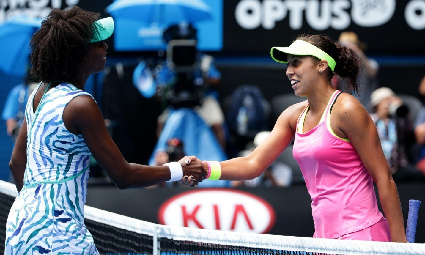 Keys ousts Venus Williams