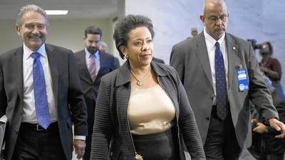 Attorney general nominee Loretta Lynch says she's no Eric Holder