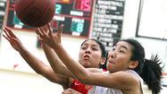 Photo Gallery: Glendale vs. Burroughs Pacific League girls basketball