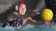 Photo Gallery: Glendale vs. Crescenta Valley Pacific League girls water polo