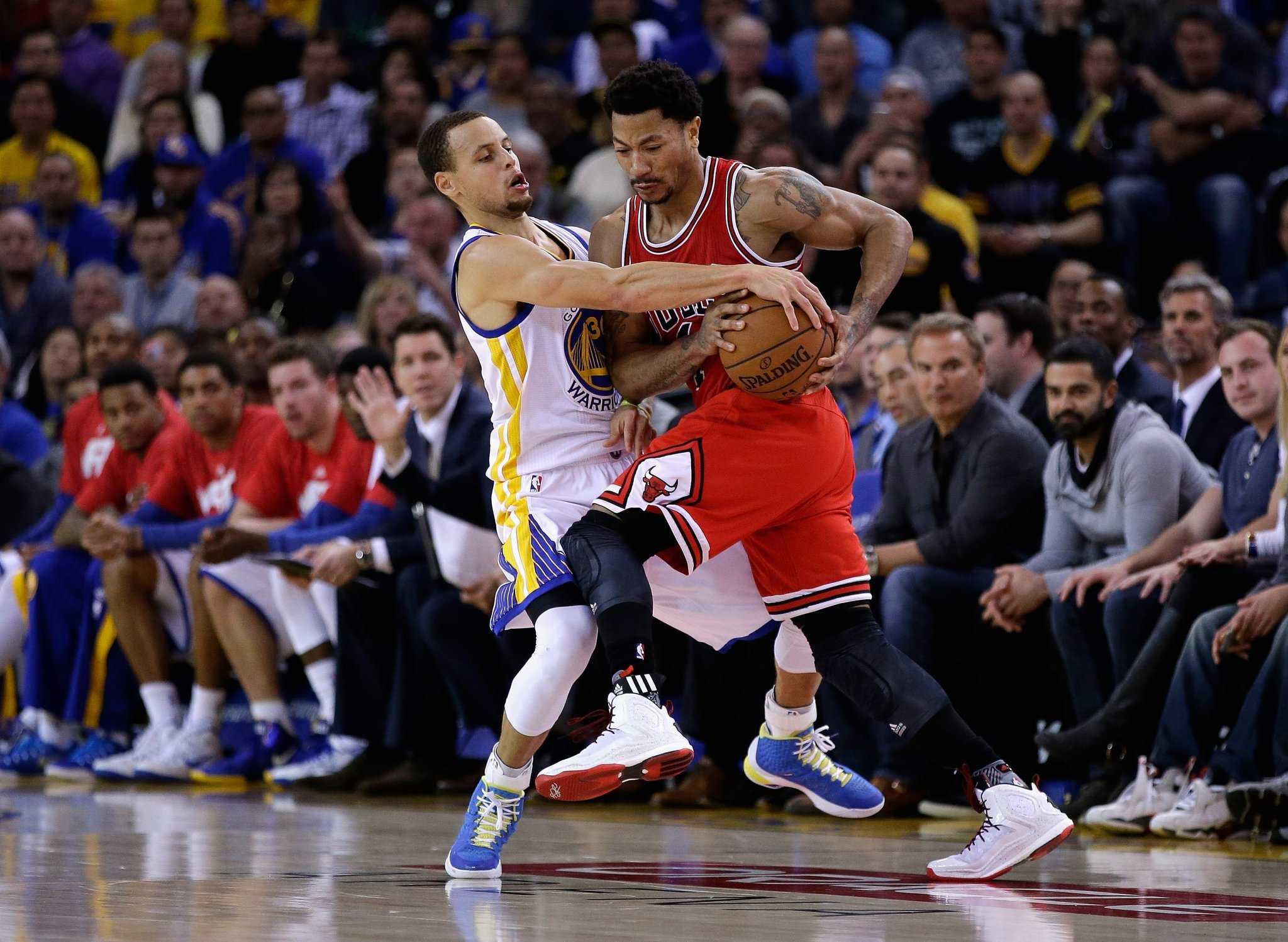 3-pointers: Breaking down Bulls' victory over the Warriors