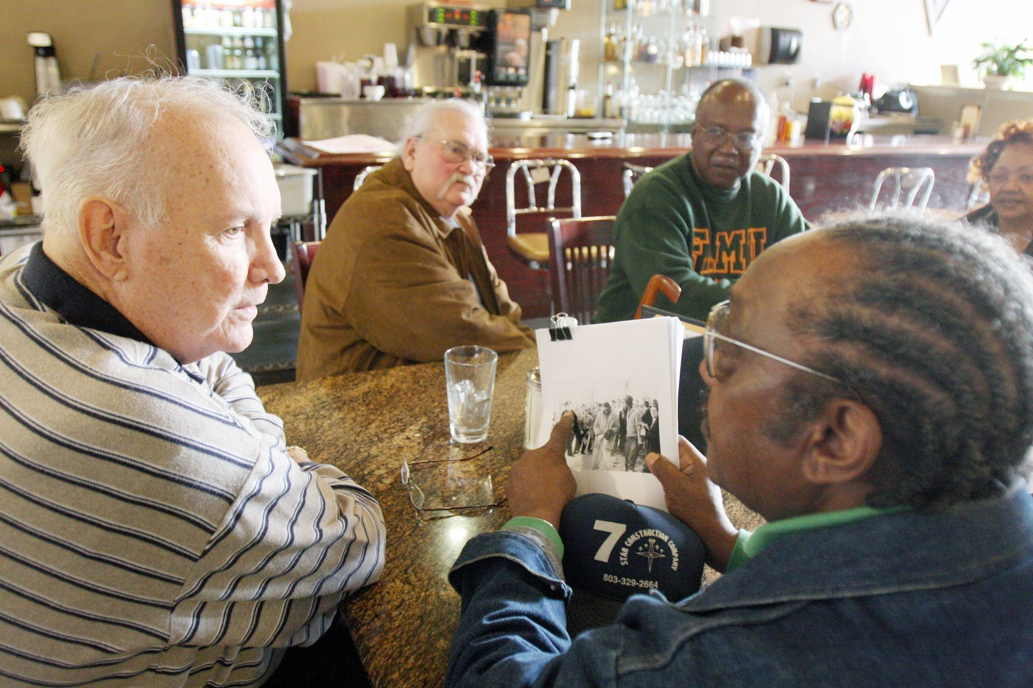 Convictions erased for 'Friendship 9's' whites-only lunch counter sit-in