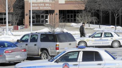 Police: No danger present at Winters Mill after threat