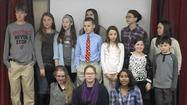 Carrollton 4-H Club inducts new officers