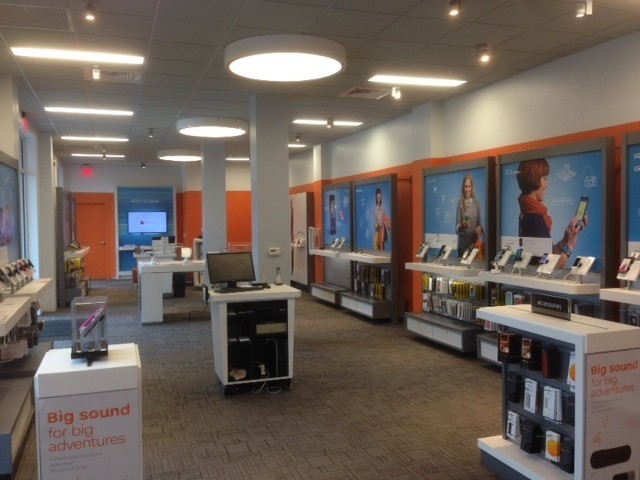 Retail Notebook At T Store Opens In Palm Beach Gardens