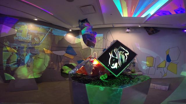 New YAA exhibit offers a walk through space & spirituality
