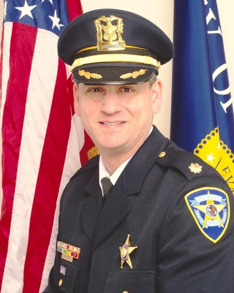 evanston police commander to fill deputy police chief