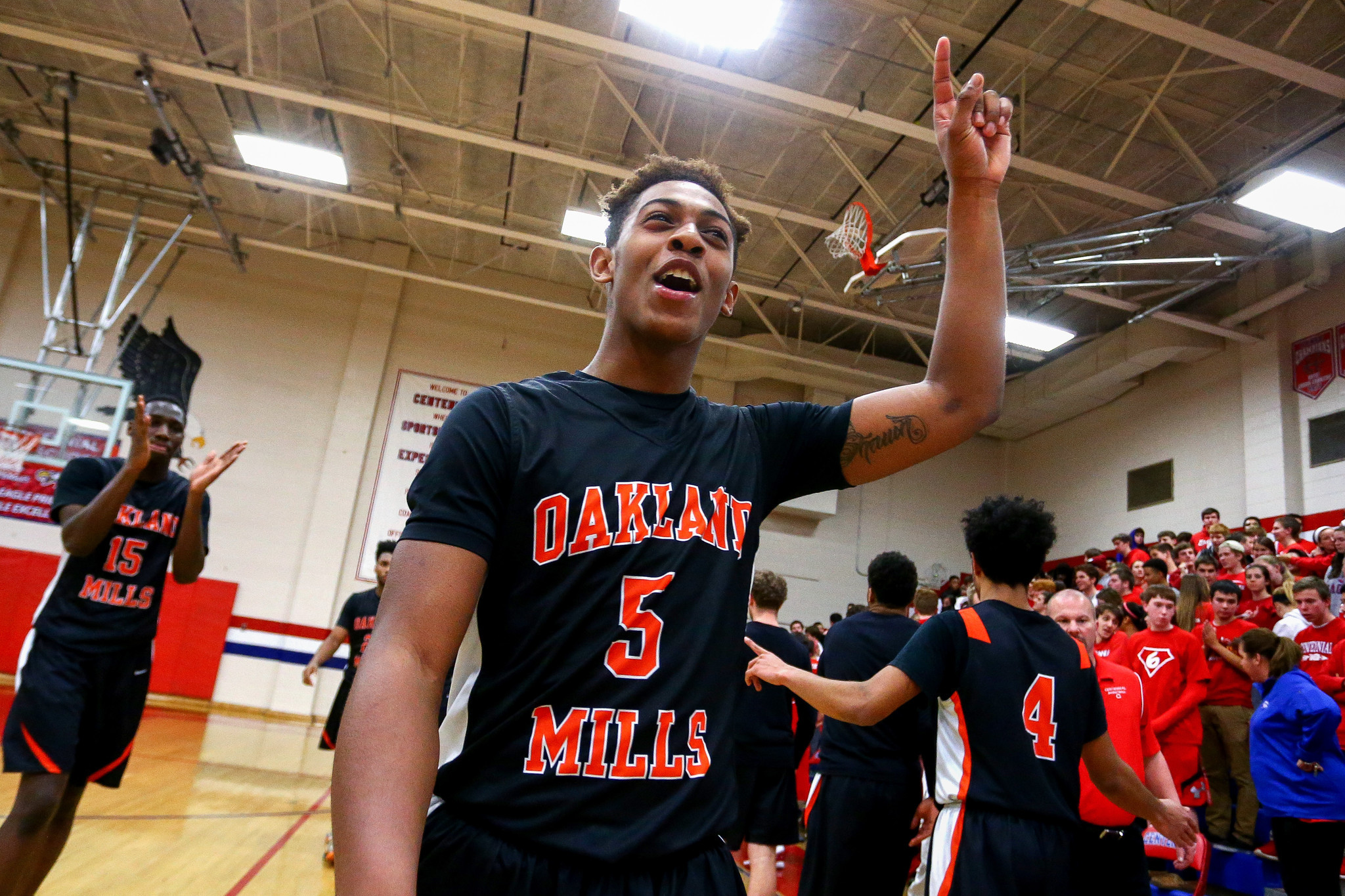 oakland mills guys Boys basketball: century survives oakland mills for 19th straight win our guys found a way to win, century coach george wunder said oakland mills (44).
