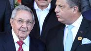 Raul Castro: U.S. must return Guantanamo for norm