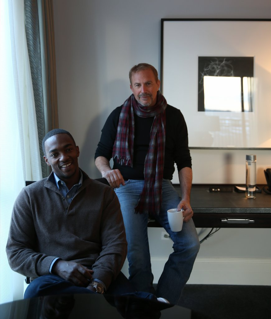 Interview: Kevin Costner, Anthony Mackie on what it takes to nurture a small film