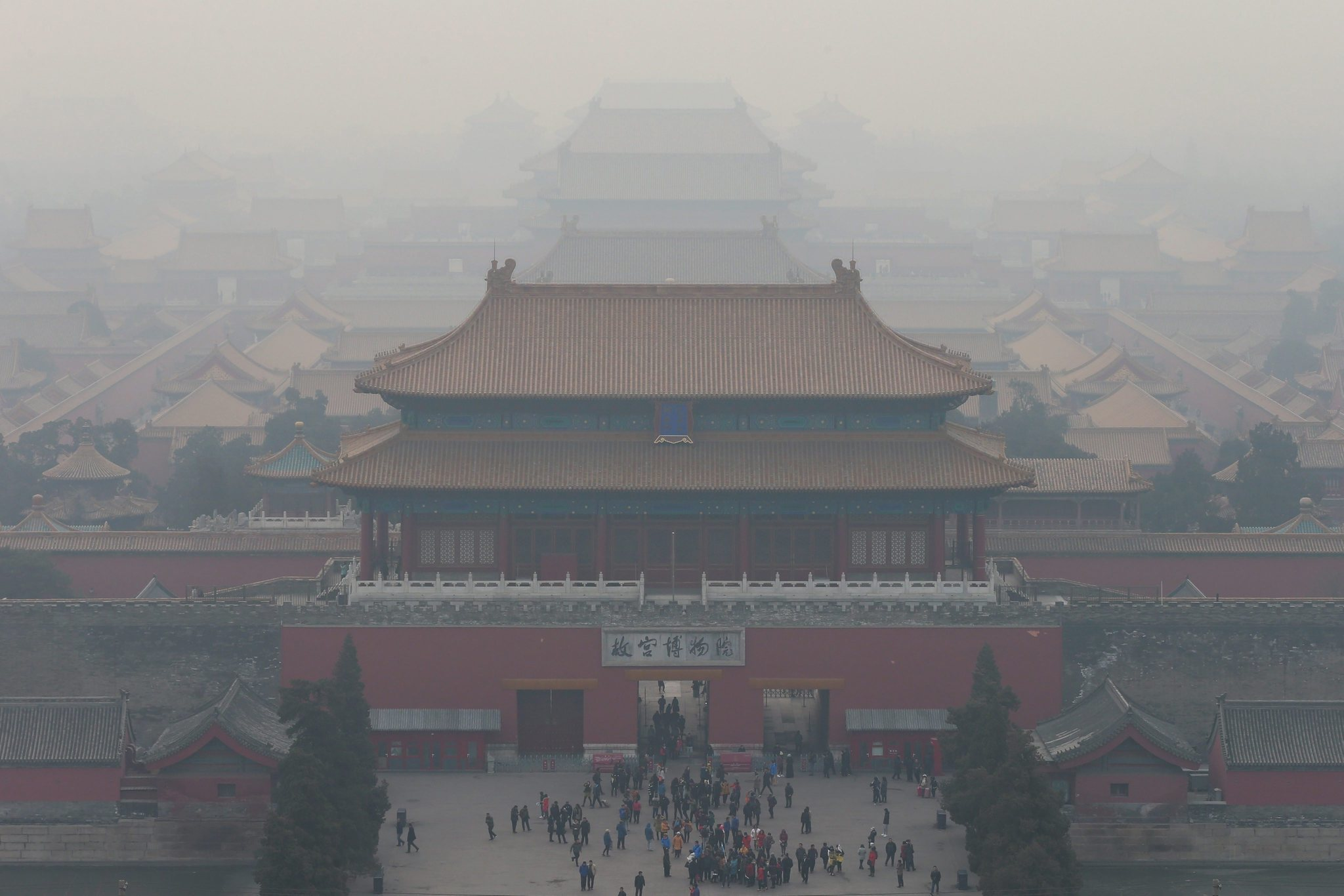 Beijing seeks to contain its population, and with it, problems