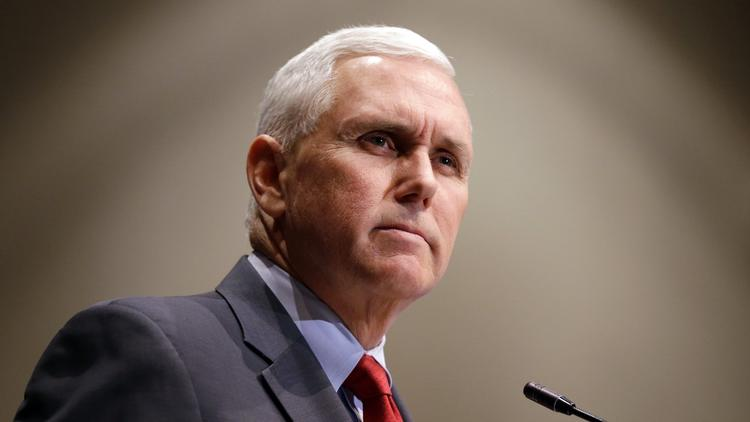 Pence gives no further details on Trump's immigration plan
