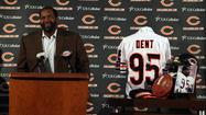 Bears Hall of Famer Richard Dent