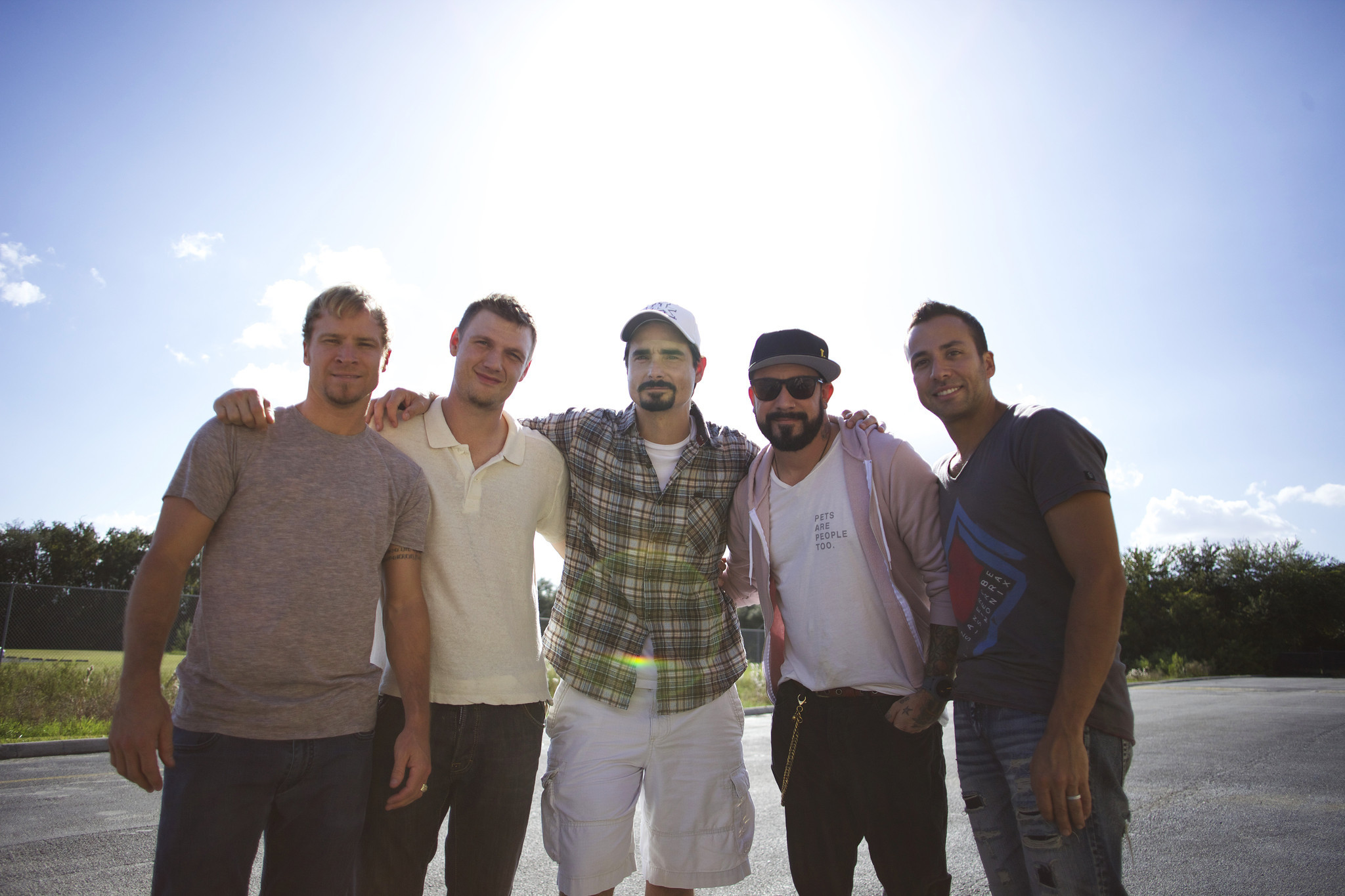 'Backstreet Boys' touts band's resilience, has little insight