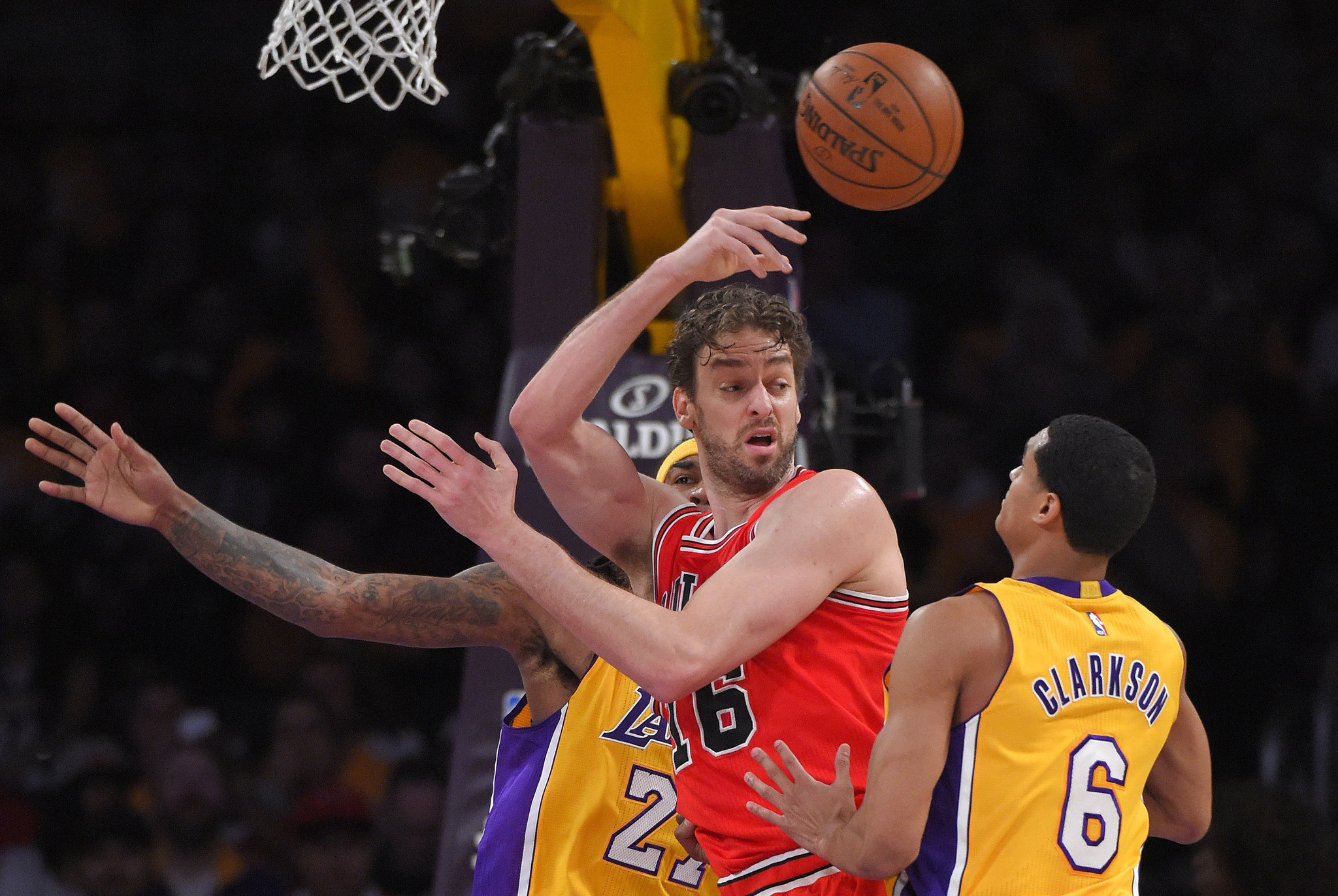 Lakers vs. Bulls: quarter-by-quarter updates