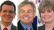 Frazier, Ready and Wallace recommended for Senate seat