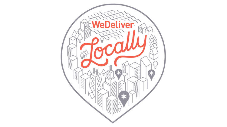 WeDeliver Locally