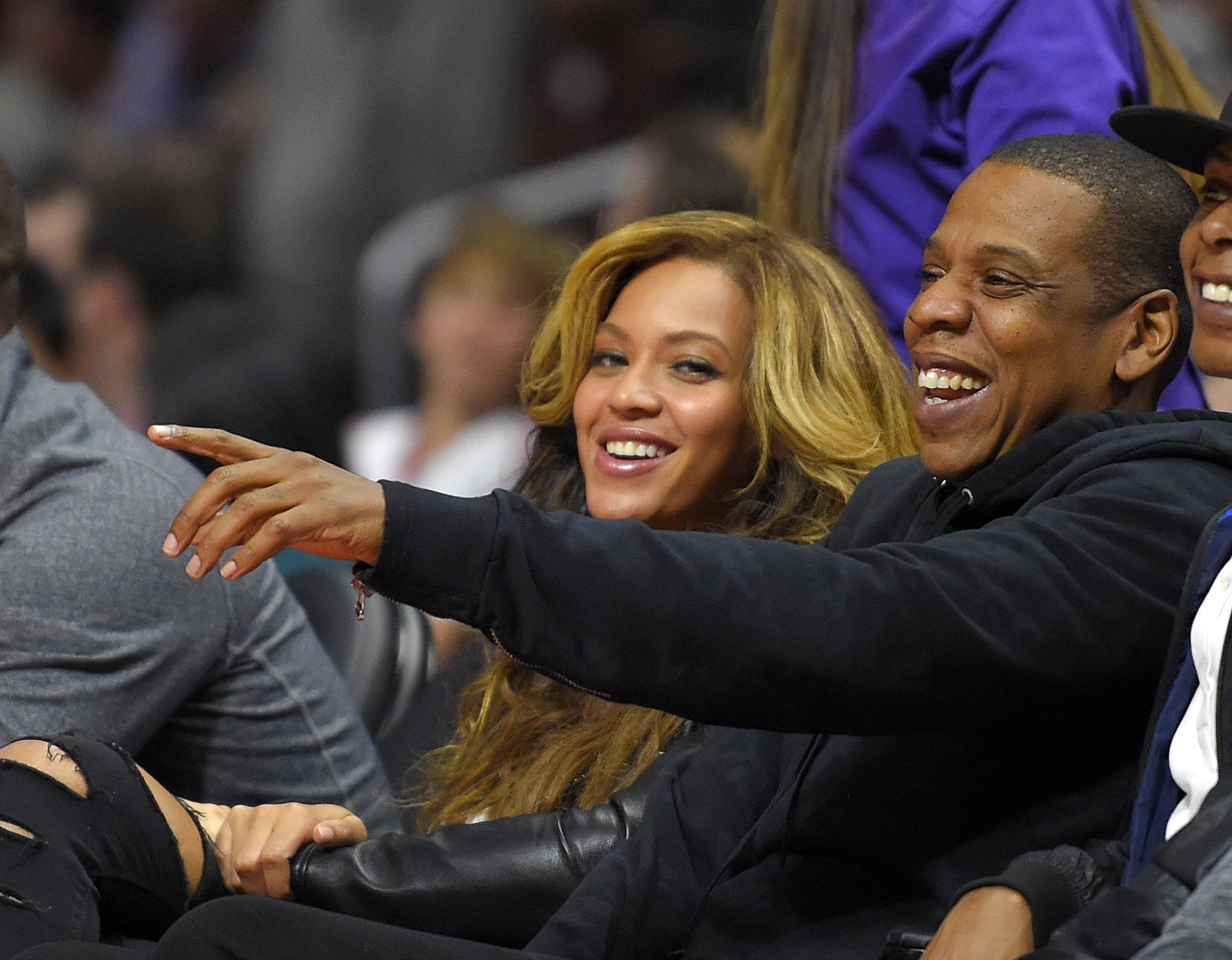 Jay Z offers $56 million for company behind music streaming apps