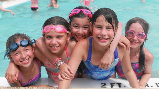 Kate Jackson park summer camp